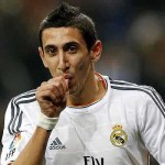 Real Madrid and Argentina midfielder Angel Di Maria looks set for a move to Manchester United