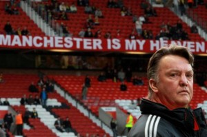 Manchester United boss Louis van Gaal will know that his team's performance need to start improving