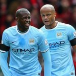 Manchester City F.C. captain Vincent Kompany expects Yaya Toure to follow in the footsteps of Aleksandar Kolarov, David Silva, and Samir Nasri and commit his long-term future to the club.
