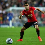 Manchester United starlet Andreas Pereira is remaining calm despite not receiving any contract from the club regarding a new deal.