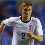 Everton youngster John Stones will start at full-back for England in tonight's friendly against Norway