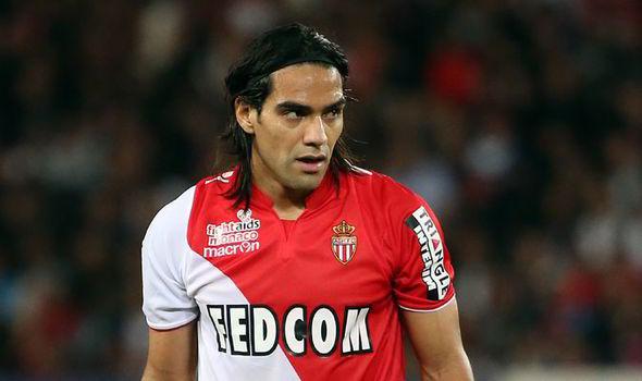 Colombian striker Radamel Falcao was the biggest mover of transfer deadline day