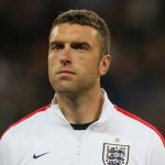 England striker Rickie Lambert has struggled for first team action since his summer switch to Liverpool