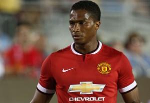 Manchester United's Antonio Valencia has impressed early into the new season.