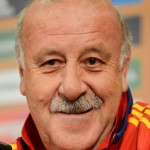 Vicente del Bosque's Spain team is currently in transition