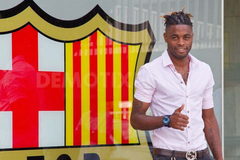 Cameroon midfielder Alex Song has produce some impressive displays on-loan at West Ham after failing to establish himself at Spanish giants Barcelona
