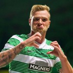 Celtic F.C. manager Ronny Deila has confirmed the club have an option to buy John Guidetti from Manchester City at the end of the season.
