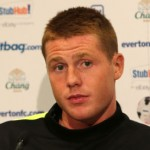 Midfielder James McCarthy played a key role in Everton's 3-0 Europa League victory over Lille