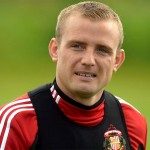 Sunderland midfielder Lee Cattermole played a key part in the Black Cats goalless draw against Chelsea