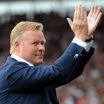 Ronald Koeman's Southampton could be tested by champions Manchester City on Sunday