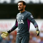 Tottenham Hotspur F.C. goalkeeper Hugo Lloris does not believe manager Mauricio Pochettino should not be blamed for the club's poor start to the 2014-15 campaign.