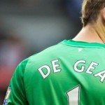 Manchester united keeper David de Gea produced a superb display in the 2-1 win at Arsenal on Saturday