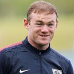 England captain Wayne Rooney will win his 100th cap for his country against Slovenia on Saturday