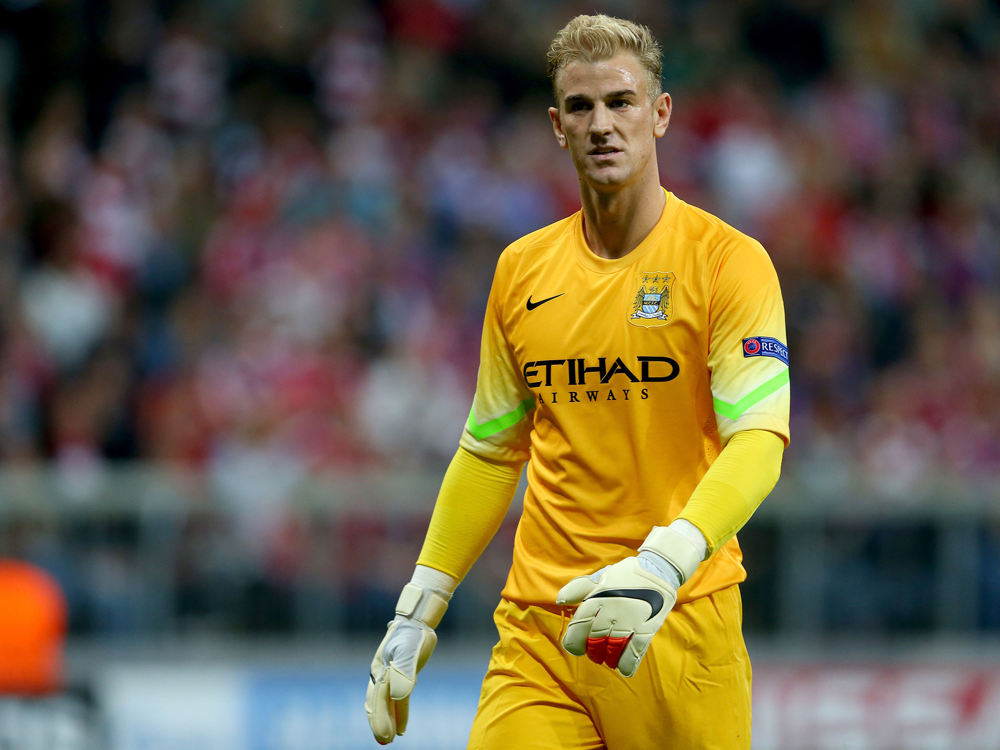 Manchester City F.C. goalkeeper Joe Hart has put pen to paper on a new long-term deal at the Etihad Stadium.