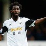 Swansea City manager Garry Monk has revealed it would take an 'astronomical fee' for the club to sell star striker Wilfried Bony.