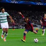 Van Dijk happy at Celtic