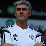 West Brom have sacked head coach Alan Irvine after a poor run of form