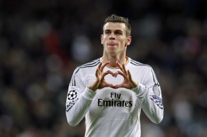 Bale has been in fantastic form for Real Madrid