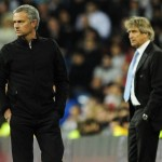 Chelsea's Jose Mourinho will go head-to-head with Manchester City's Manuel Pellegrini at Stamford Bridge later today