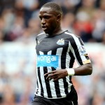 Newcastle United midfielder Moussa Sissoko has revealed he is happy to stay at St. James' Park amid reports linking him with Arsenal and Paris Saint-Germain.