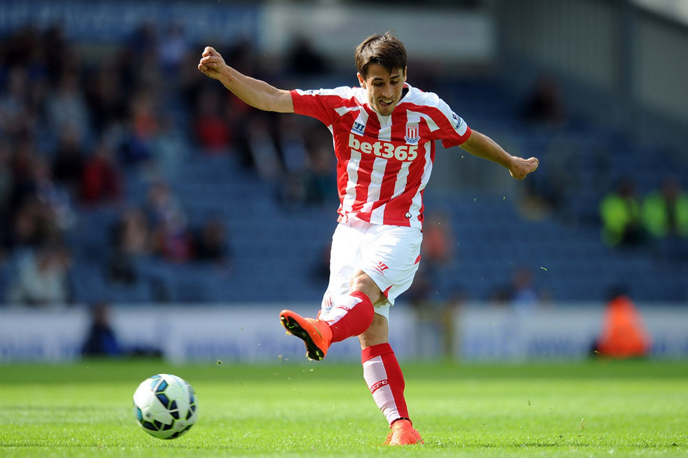 Stoke City manager Mark Hughes has insisted the club will not sell former Barcelona forward Bojan Krkic during the January transfer window.