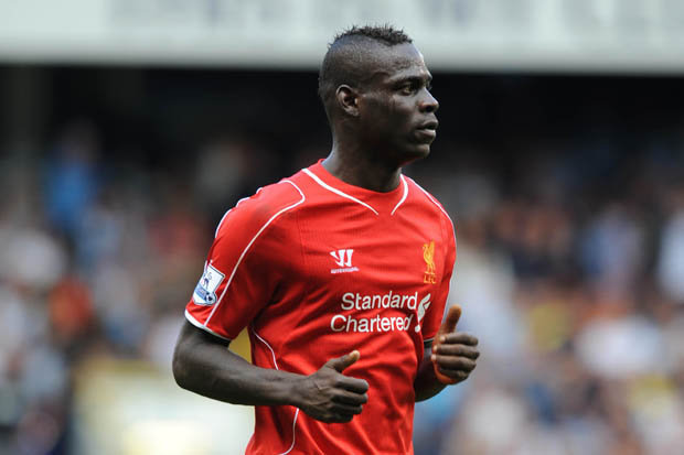 The agent of out-of-favour Liverpool striker Mario Balotelli, Mino Raiola, has revealed his client is happy at Anfield despite being left out of the squad to face Bolton Wanderers in the FA Cup at the weekend.