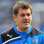 John Carver has been given the reins of Newcastle until the end of the season