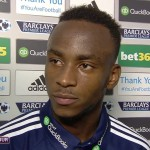 Talented young West Brom striker Saido Berahino has been linked with a January move