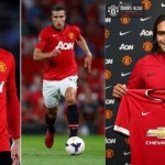 Manchester United's strike-force of Robin van Persie and Rademel Falcao looked ineffective, as Wayne Rooney once again started in midfield for the Red Devils