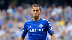 Chelsea's Eden Hazard admitted he would be interested in a move to Paris Saint-Germain amid interest this season.