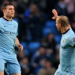 Manchester City defender Pablo Zabaleta has praised utilitarian James Milner after the England international scored a 90th-minute equaliser against Hull City on Saturday.