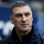 Leicester boss Nigel Pearson will be pleased by his teams performance n the 2-2 draw at Everton, but will be disappointed not have taken maximum points