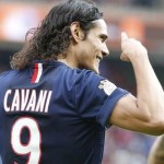 Paris Saint-Germain forward Edinson Cavani has played down reports linking him with a summer exit from the Parc des Princes, insisting he is happy in Paris.