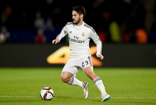 Real Madrid C.F. manager Carlo Ancelotti has suggested Isco's place in Los Blancos' starting XI is 'non-negotiable' if the player maintains his current form.