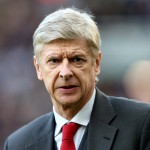 Arsenal boss watched on as former-club Monaco defeated his team 3-1 in their first leg Champions League tie