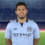 Manchester City's star striker Sergio Aguero has failed to find the net in five games since his returned from a five week injury lay-off