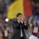 A.S. Roma manager Rudi Garcia believes the Giallorossi were unfortunate to merely draw Thursday's last-16 UEFA Europa League clash against Fiorentina at the Stadio Artemi Franchi.