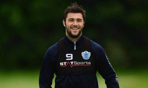 QPR striker Charlie Austin  has been in superb form for his club this season and must be close to an England call-up