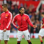 Colombia international striker Radamel Falcao has insisted he is fully focused on Manchester United amid speculation linking him with a summer move to Italian Serie A leaders Juventus.
