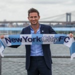Former England international midfielder Frank Lampard is looking forward to finally making the move to MLS, insisting he has no regrets about leaving the English Premier League.