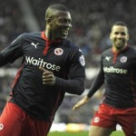 Reading F.C. striker Yakubu Aiyegbeni has insisted he never 'closed the door' on returning the England when he quit Blackburn Rovers for Chinese Super League side Guangzhou R&F in 2012.