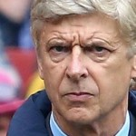 Arsenal boss Arsene Wenger watched on as his team exited the Champions League at the last-16 stage for a fifth consecutive season on Tuesday night