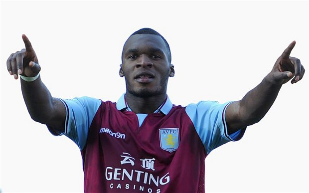 Belgian striker Christian Benteke scored a stoppage-time penalty to give his team a vital 2-1 win over Midlands rivals West Brom on Tuesday night