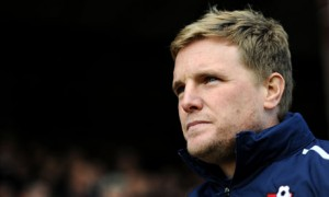 Eddie Howe has done an incredible job at Bournemouth guiding the Cherries to the Premier League
