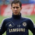 Belgium playmaker Eden Hazard was again Chelsea's star man as the Blues won 2-1 against Stoke on Saturday