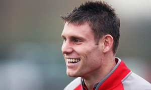 Manchester City and England midfielder James Milner is just one of the Premier League players available on a free transfer this summer