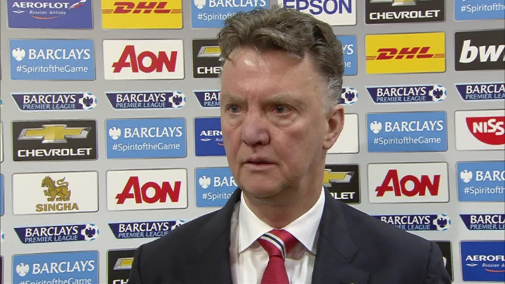 LVG delighted with derby win