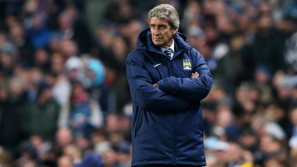 Manchester City F.C. manager Manuel Pellegrini believes the club must sign 'big players' to keep up with their rivals when the transfer window re-opens this summer.