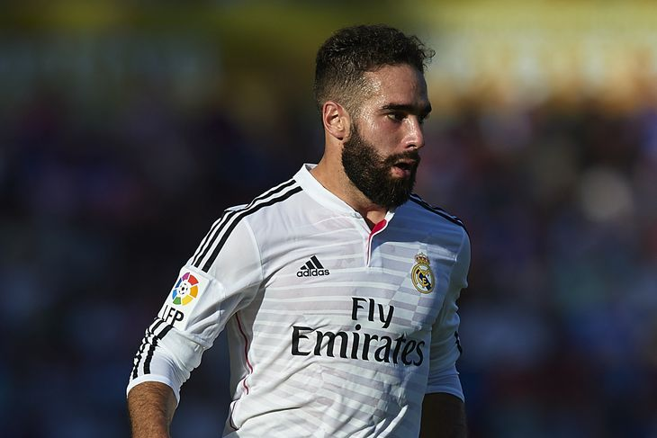 Real Madrid CF defender Dani Carvajal has insisted the the imminent arrival of Danilo will not threaten his future at the club.
