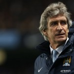 Manchester City boss Manuel Pellegrini has revealed that he is not worried about his job, despite his team being nine points behind league leaders Chelsea